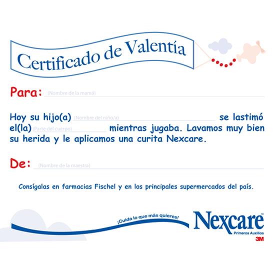 CertificadoNexcare